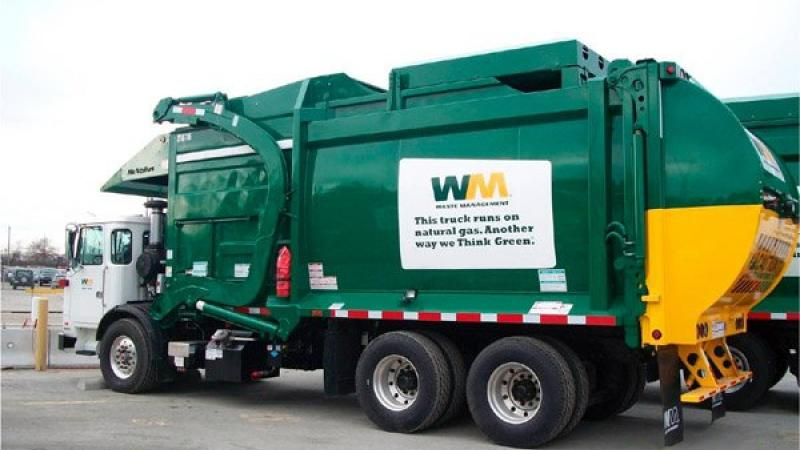 Waste Management is hiring on Wednesday, September 18th from 9 am to 1 pm.