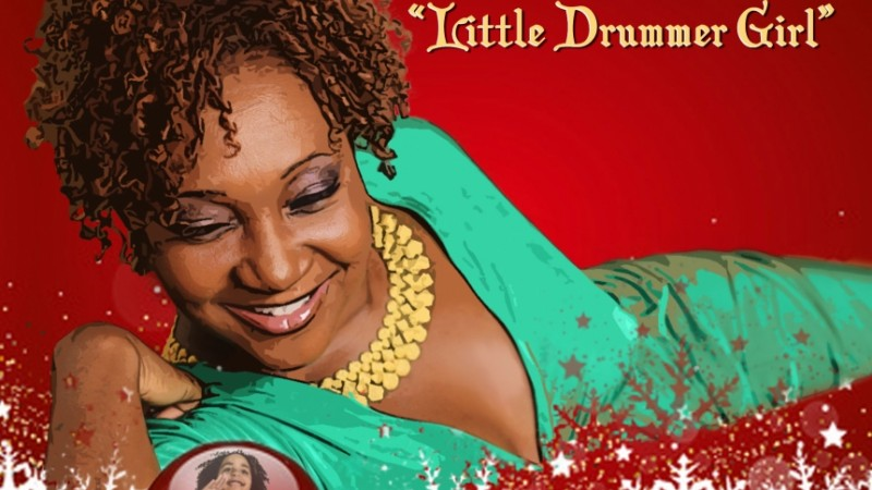 Holiday Release from Rhonda Thomas: Little Drummer Girl