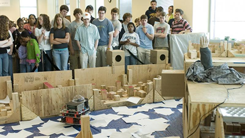 National Robotics Week helps encourage students to pursue careers in STEM