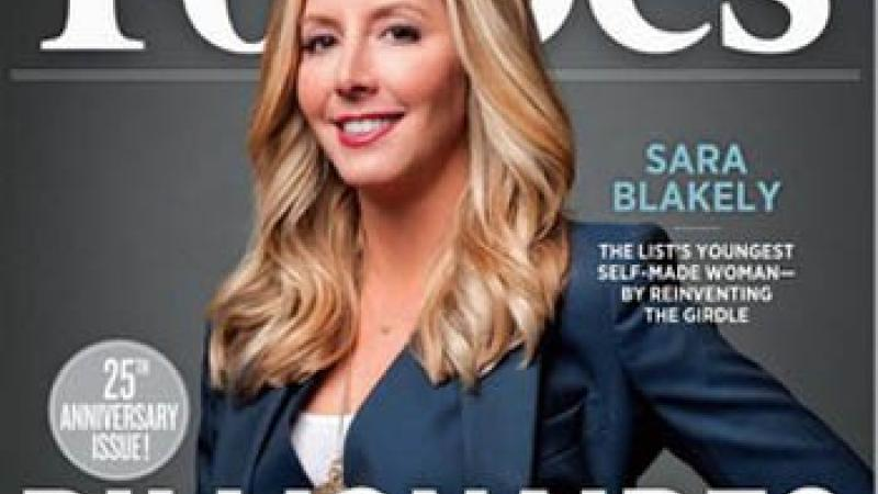 Sarah Blakely is the Youngest Female Billionaire in the World