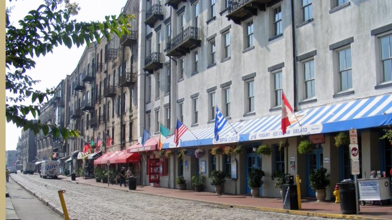 Savannah is the most historic city in Georgia established in 1733.
