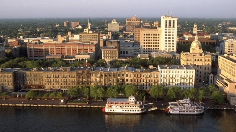"Savannah has become an ""Economic Engine"" for Georgia"
