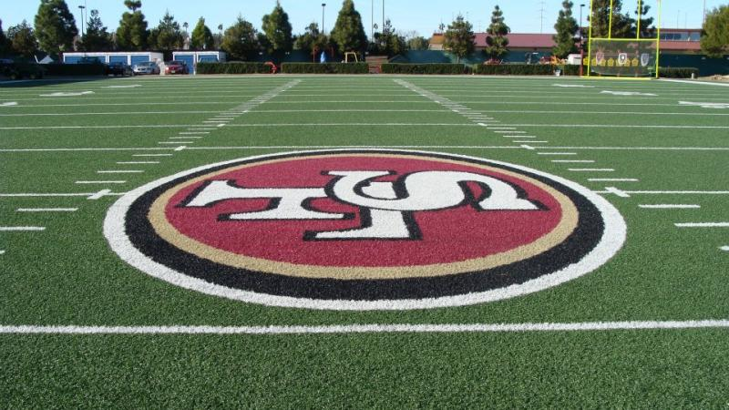 The San Francisco 49'ers are One of More than 1000 Shaw Sports Turf Customers