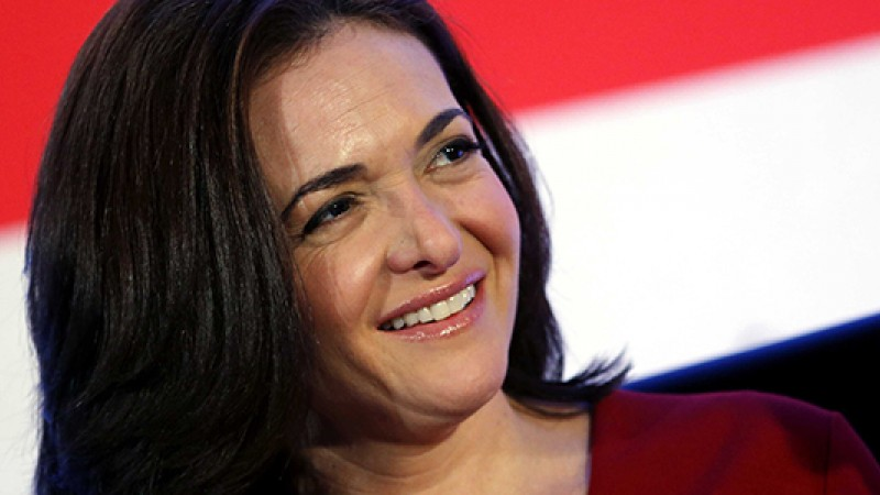 Sheryl Sandberg, COO of Facebook, urges people to stop using the word bossy.