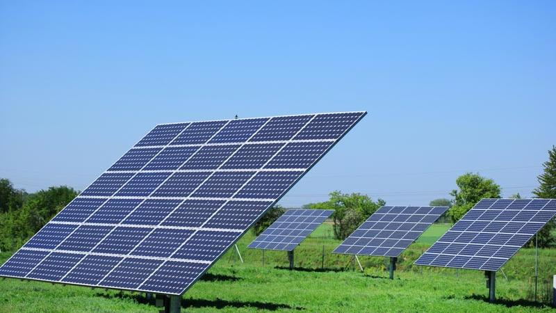 Polk County will soon have a third solar farm in operation