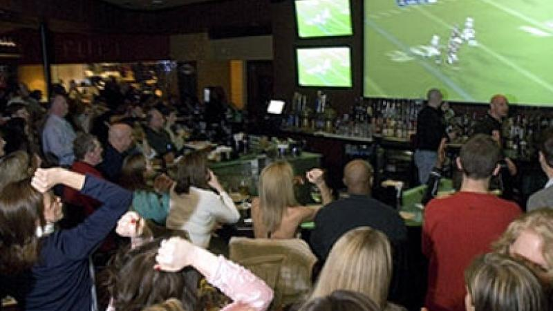 Sports Bars are a Common Site in Atlanta