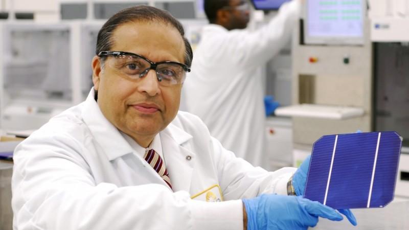 Suniva Founder Dr. Ajeet Rohatgi