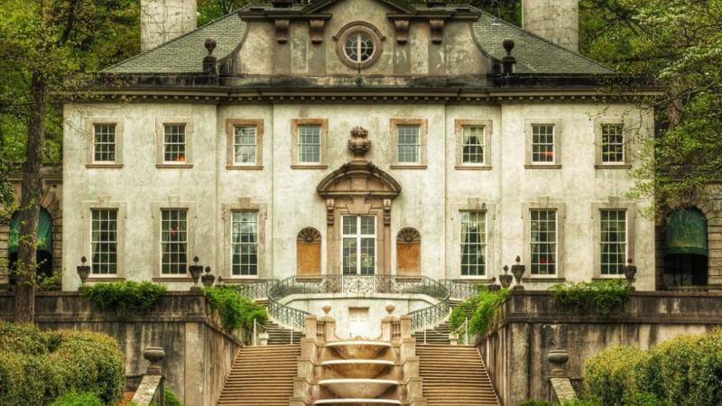 The Swan House Was Featured In The Hunger Games: Catching Fire