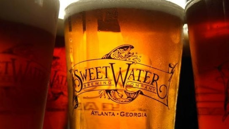 "Sweetwater Brewery is a local Atlanta ""Boutique"" Beer that is making it big!"