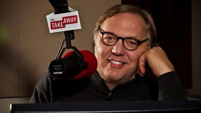 Takeaway host John Hockenberry