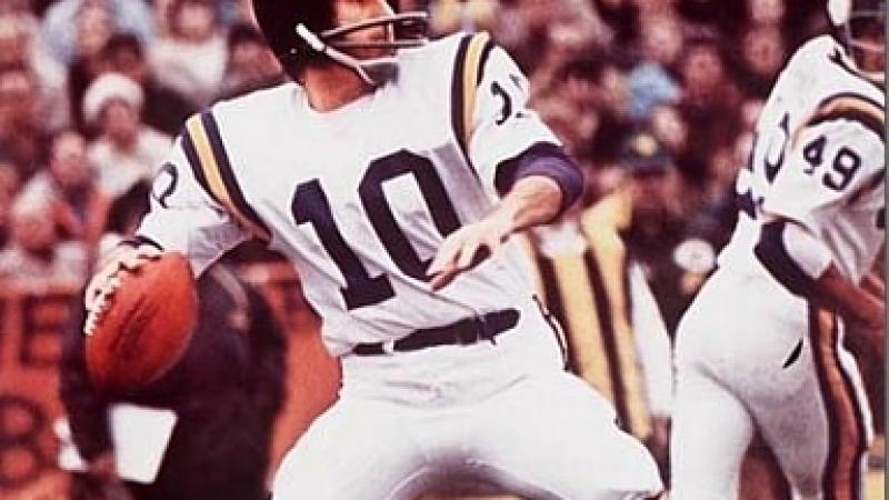 Fran Tarkenton Became a Star in Both Football & Business