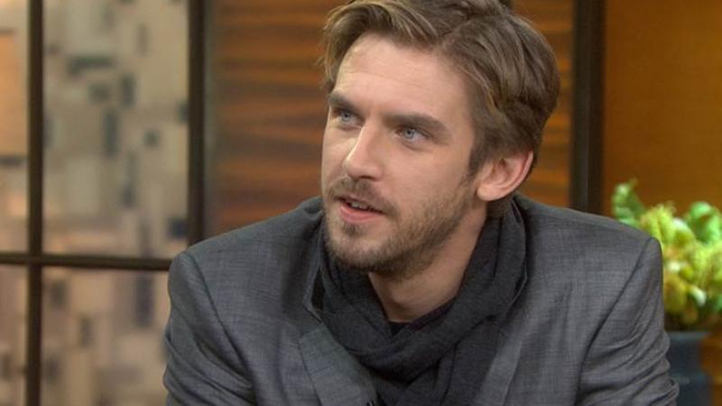 Dan Stevens discussing watching the show he is no longer in after his character's demise.
