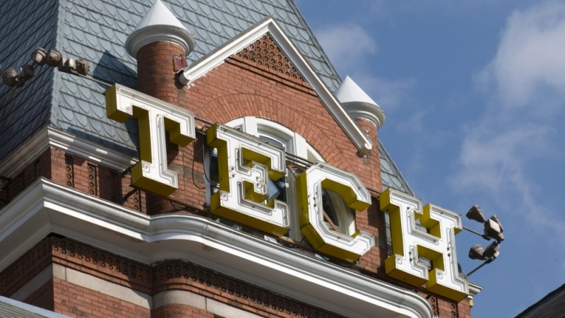 The Georgia Tech Institute of Industrial Engineers holds the top career fair for engineer recruitment.