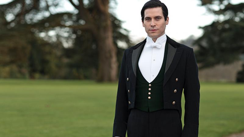 Will Thomas Barrow find love in season 5? Rob James-Collier thinks so.