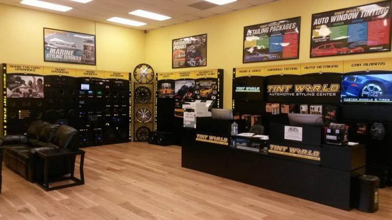 Tint World of Roswell is the company's first franchise in Georgia.