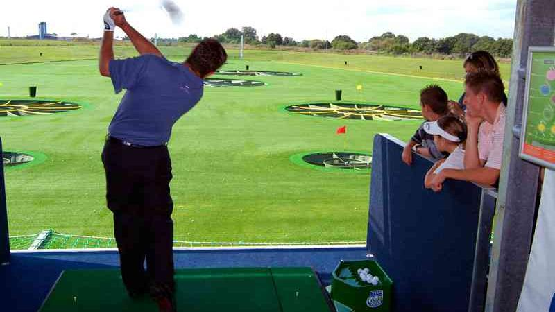 Nation's Top Golfing Facility Soon to Open in Alpharetta, GA