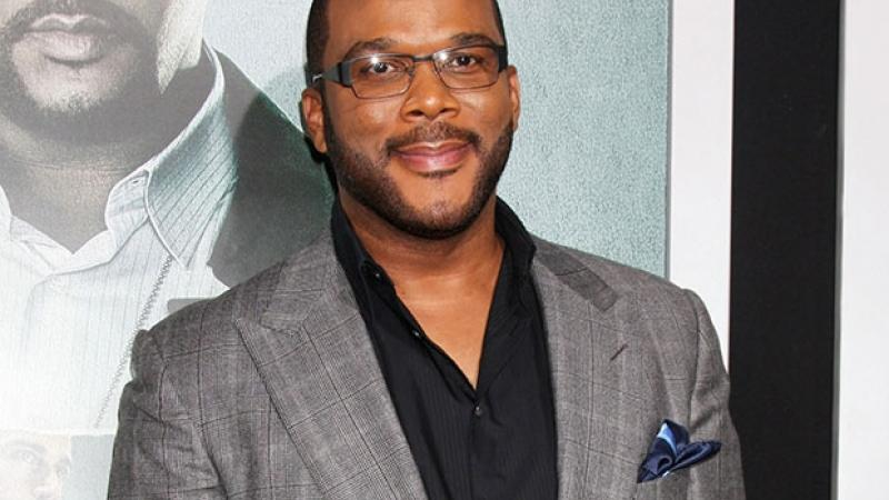 Tyler Perry - Announces Expansion for Atlanta Studios