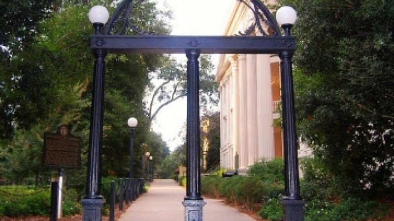 The University of Georgia Routinely Ranks as One of America's Top Schools for Economic Development