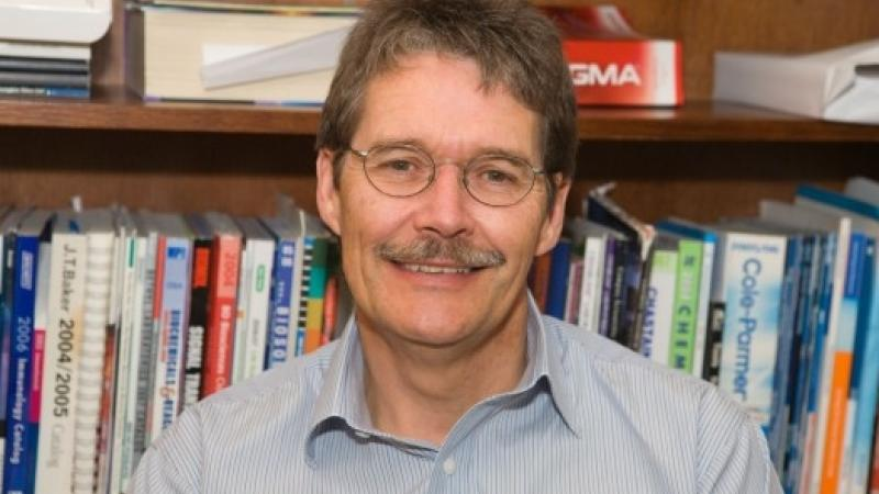 University of Georgia Researcher Michael Adams