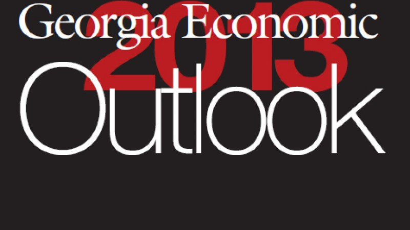 UGA Economist Predicts Growth for Georgia