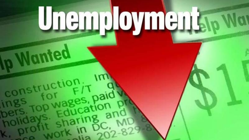 The unemployment rate for October is the lowest since November 2008.
