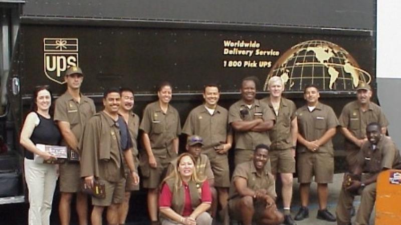 UPS Veterans