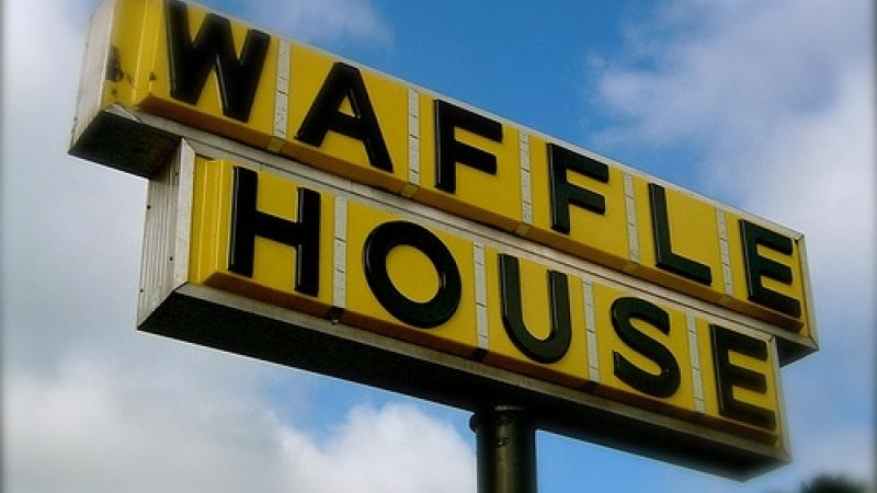 "Waffle House has Captured the 2013 ""Munchie"" Award for Best Late Night Food"