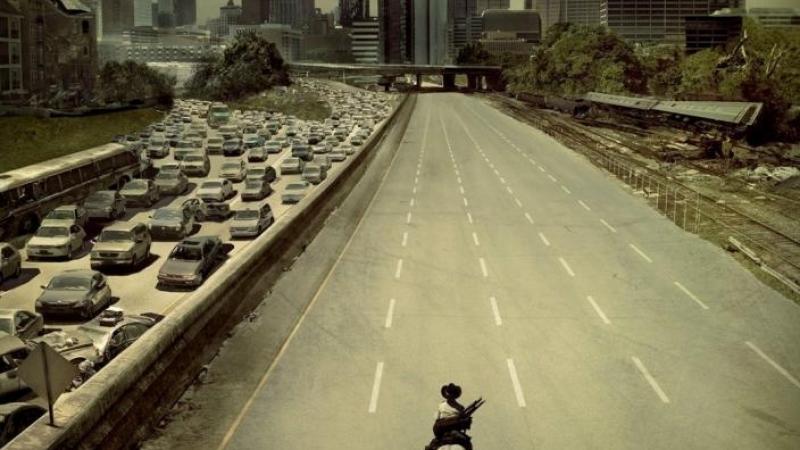 Walking Dead Television Series Filmed South of Atlanta in Senoia, GA
