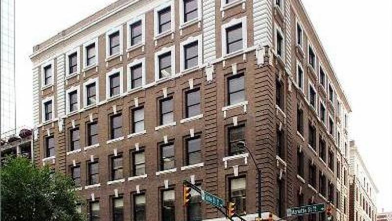 The Historic Walton Building will soon become a LEED Certified Hotel