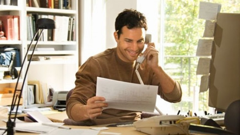 Full-Time Jobs - working from home - are becoming more popular