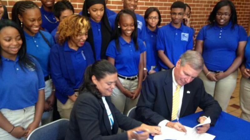 Photo courtesy Atlanta Public Schools.