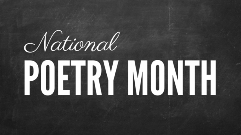 Classroom Resources For National Poetry Month | Georgia Public ...