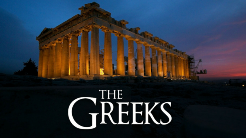 New Series 'The Greeks' Explores What Made The Ancient Greeks ...